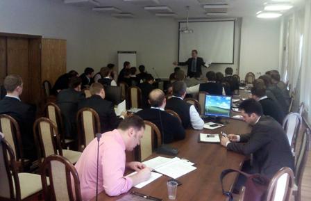 Ежегодная зимняя конференция руководителей компании АНТИвор - 2011
