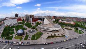 Открытие офиса в Новосибирске