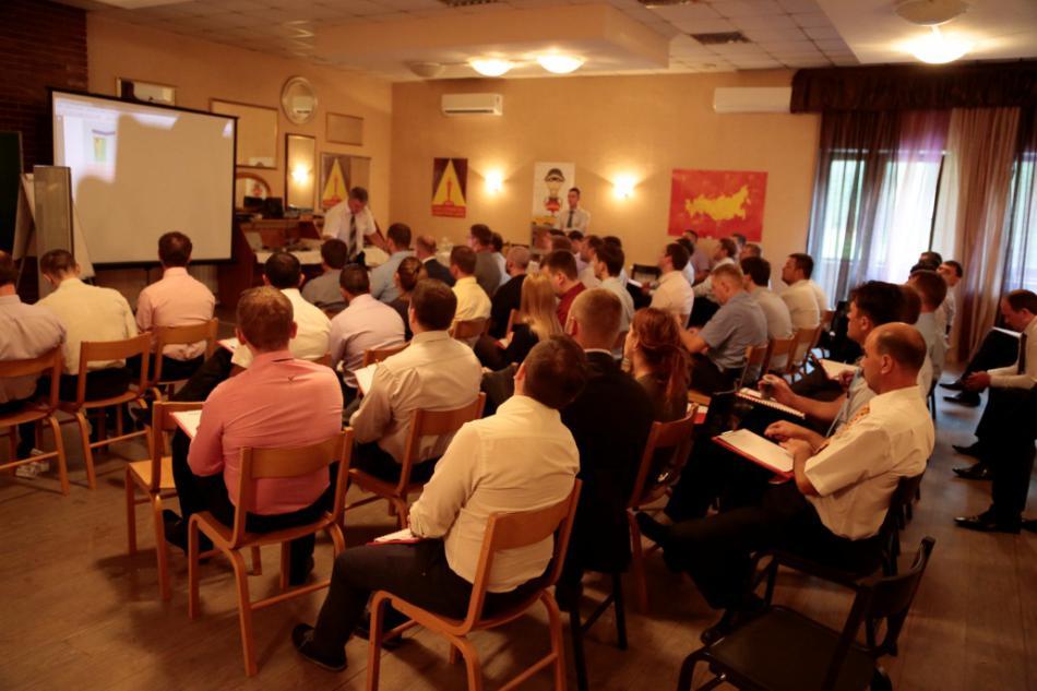 Летняя конференция руководителей 2015