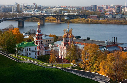 Противокражные ворота в Нижнем Новгороде ➤ купить в офисе АНТИвор