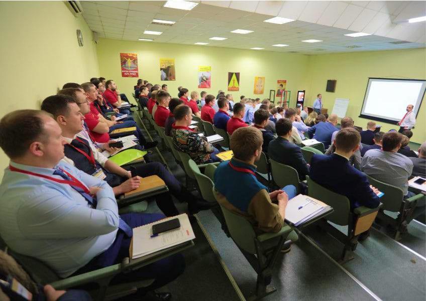 Зимняя конференция руководителей офисов компании АНТИвор 2020