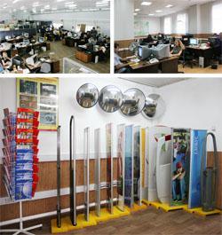 Переезд компании АНТИвор в новый просторный офис