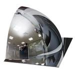 Купольное зеркало 1/2 полусферы, Ø 600 мм
