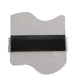 АМ Этикетка Security Tape, черная (3000 шт)