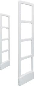 Противокражная система Detex Line Elit45 LX в белом цвете