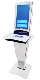 Терминал самообслуживания IDlogic EasyBook Smart Stand Lite
