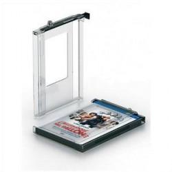 Защитная коробка для DVD-дисков открытого типа