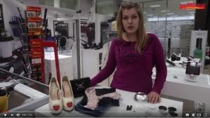 Подбор защитных датчиков для магазинов одежды