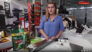 Подбор акустомагнитных защитных датчиков для супермаркета